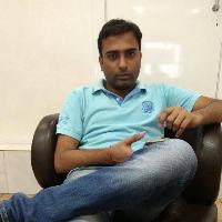 Job poster profile picture - Ashutosh Kumar